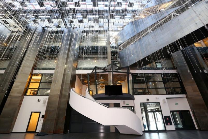krakow.coworking-centrum.pl - Krakowski Park Technologiczny - wnętrze